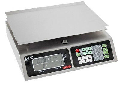 Tor-rey Lpc-40l 40 Lb Portable Price Computing Scale Ntep Legal For Trade New