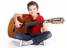 Guitar Lessons for Your Kids! Parramatta Parramatta Area Preview