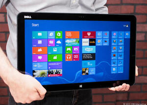 """Dell XPS 18.4"""" HD Tablet w. 8GB RAM, 500GB HD + 32GB SSD"""