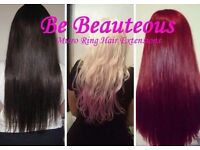 Micro ring hair extensions full head £115 all inclusive! Nano ring hair extensions, Fusion bonding.