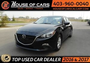 2014 Mazda MAZDA3 i Touring MT 4-Door