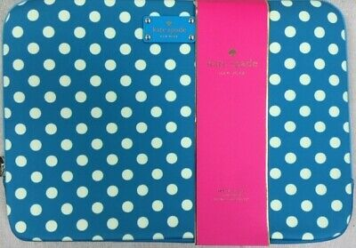 """Kate Spade Laptop Sleeve Case 15"""" For Laptops,Macbook and Macbook Pro"""