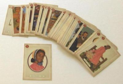 RETIRED AMERICAN GIRL ADDY TRADING CARDS! COMPLETE 60 CARD SET! MATCH 5 BOOKS