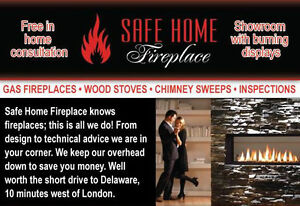 Canada's ONLY EPA High Efficiency CSA Certified Wood Cookstove London Ontario image 6