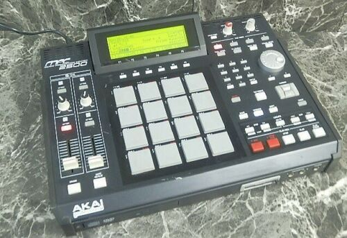 AKAI MPC2500 Samplers & Sequencers FMJ free shipping arrive quickly