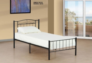 NEW TWIN BED WITH MATTRESS ONLY $170!! @SLEEP PARADISE!!