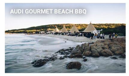 Margaret River Gourmet Escape Beach BBQ