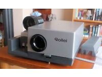 Rollie P35A Slide Projector