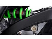 Brand New Kawasaki 2016 ZX10R ZX-10R rear suspension shock unit