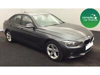 £213.75 PER MONTH GREY 2012 BMW 320D 2.0 SE 4 DOOR SALOON DIESEL MANUAL