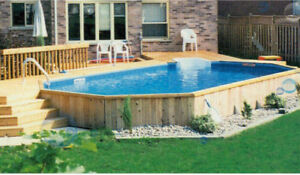 Looking for an in-ground/on-ground Pool