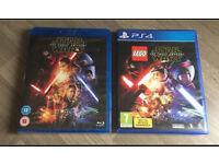 PlayStation 4 Star Wars Game & Blu-ray