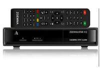 Zgemma Star H2 DVB-S2/DVB-T2/DVB-C Satellite & Terrestrial Combo Receiver