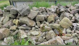 WANTED - sandstone rubble (Lanarkshire)