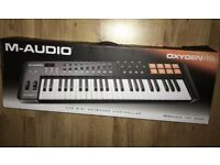 M audio Keybord