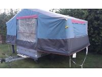 Trailer Tent - sleeps 4 - Excellent Condition