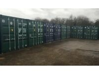 Self storage container yard shed garage workshop for rent swanley Kent