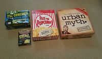 4 Family Board Games