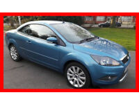 2010 Ford Focus Cc 2.0 --- Convertible --- Manual --- Part Exchange Welcome --- Drives Good