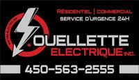 Entrepreneur électricien