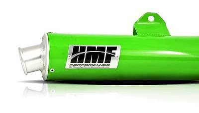 HMF Kawasaki KFX 450R Green Full Exhaust 2008 2009 2010 2011 2012 2013 2014
