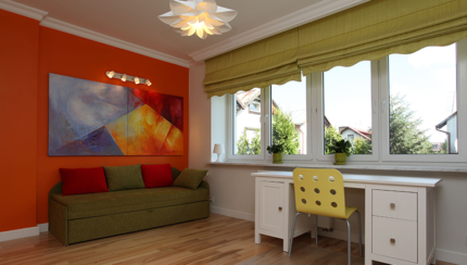 Easy To Install Fly Screen Great For Rental Property Curtains