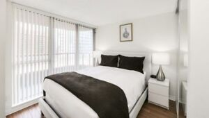 3 night stay in a luxury 2 bed / 2 bath suite downtown Toronto!