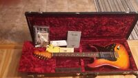 2014 Fender Strat Custom Shop