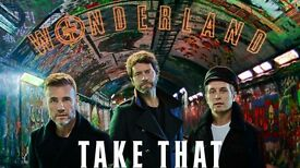Take That Seated Tickets O2 London