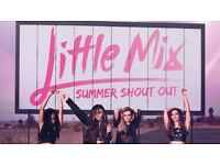 3 Little Mix Tickets - Friday 30th June at The Royal Highland Centre, Edinburgh