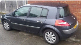 Renault megane 1.5 DCI dynamique 2007 - Diesel - Spares and Parts for Breaking