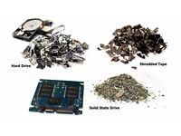 Crucial IT Disposal - Free I.T Equipment Collection, Data Destruction/Erasure, Hard Drive Disposal