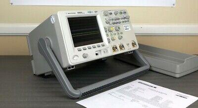 Agilent Keyight Mso6032a Mixed Signal Oscilloscope 300 Mhz 216 Ch - Calibrated