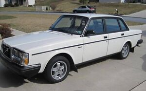 1985-94 Volvo 240 Wanted