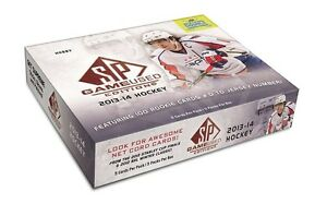 2013-14 Upper Deck SP Game Used Hockey Hobby Box Kitchener / Waterloo Kitchener Area image 1