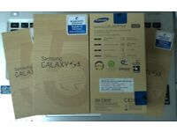 with FREE XMAS GIFT brand new samsung Galaxy s5 unlocked Come With Box Accessoires