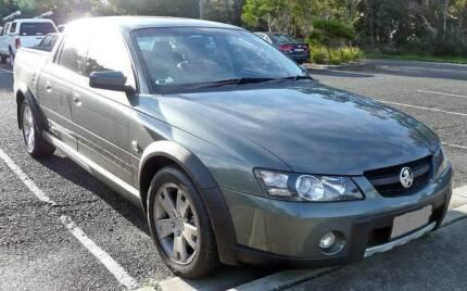 **MUST SELL ASAP** 2004 Holden VY ll, Crewman Cross 8 Morphett Vale Morphett Vale Area Preview
