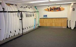 JARVEN Custom Surfboards - Online Boardstore & Engadine Showroom Engadine Sutherland Area Preview
