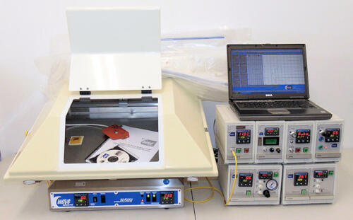 WAVE CELL CULTURE SYSTEM 20/50EH WITH PERFUSION LOAD CELL