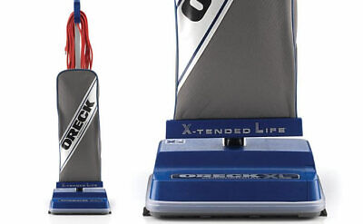 Genuine Blue Oreck Commercial 8 Pound Upright Vacuum XL2100RHS - Electric Upright Vacuum