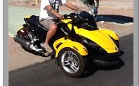 Can-am Spyder For Sale