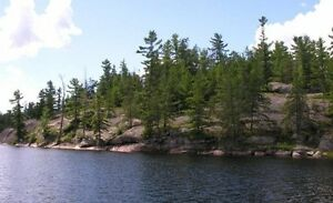 Vacant Waterfront Land French River (Balmer Bay)