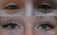Eyelash Extensions and Full Service Waxing