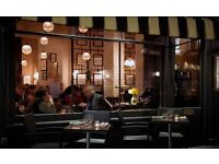 Experienced Waiting Staff Required for 3 rosette Restaurant