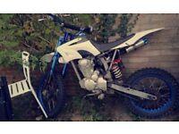 Ghost pit bike 250cc read ad *