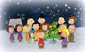 Holidays are coming Charlie Brown