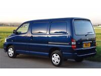 !!!!TOP PRICES PAID FOR YOUR TOYOTA HIACE VAN!!!!