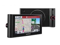 Garmin nuviCam 6 inch Sat Nav with Built-in Dash Cam.
