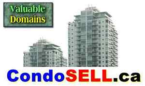 CondoSELL.ca -- valuable domain for sale