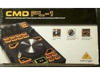 Behringer cmd-pl1 midi controller